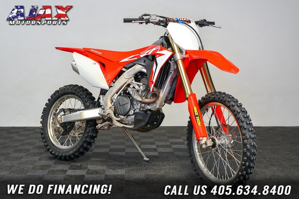 2017 Honda CRF450RX for sale 2420