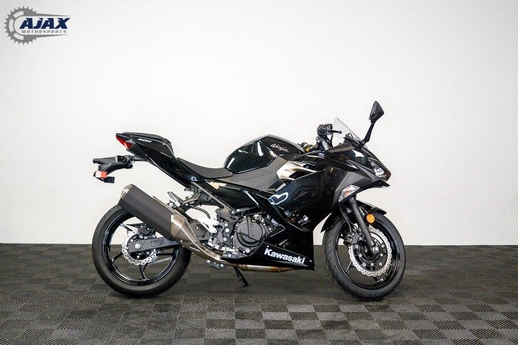 2018 Kawasaki Ninja 400 ABS 5