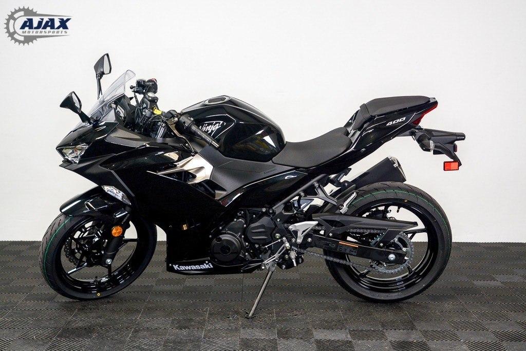 2018 Kawasaki Ninja 400 ABS for sale 7616