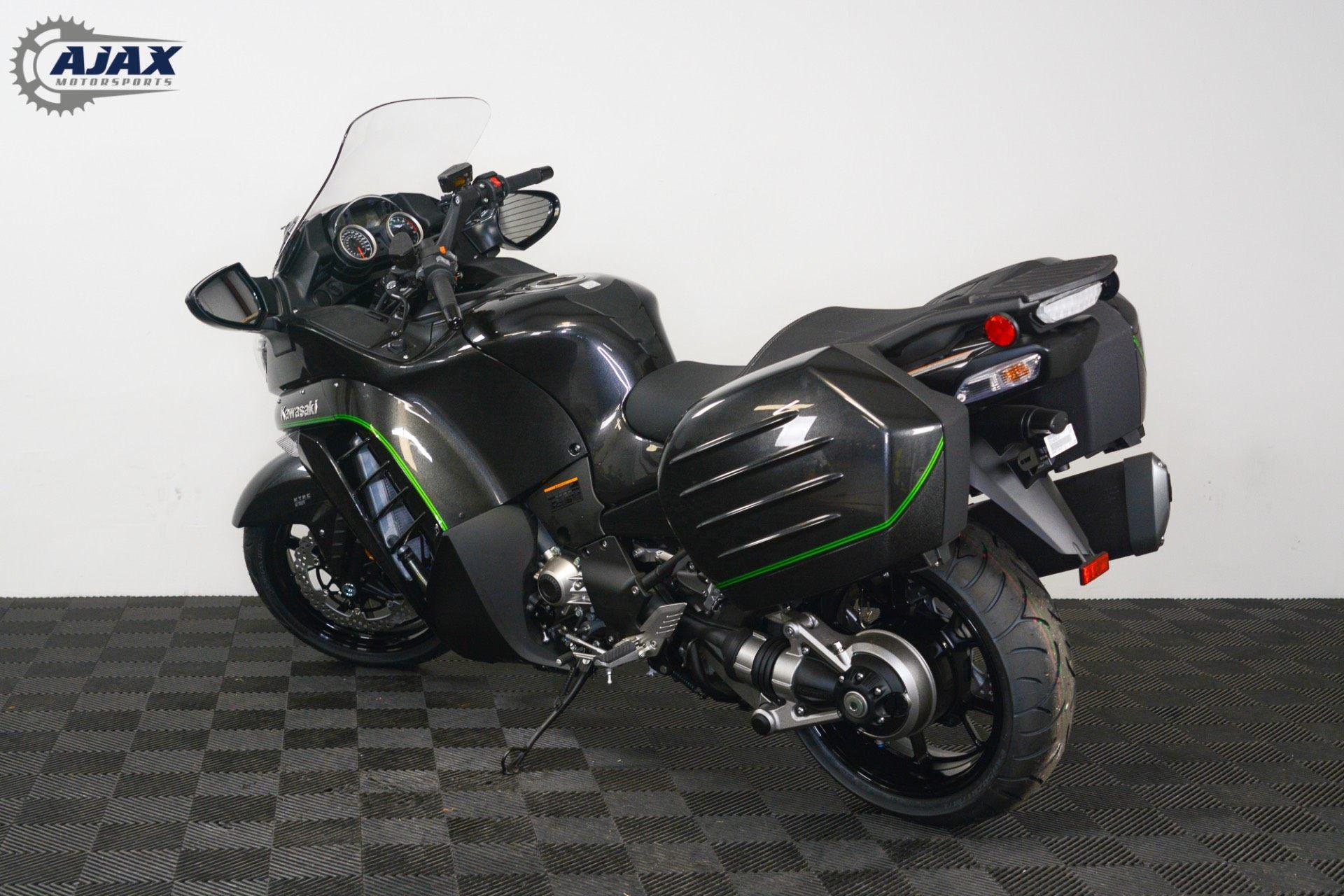 Kawasaki Concours For In Oklahoma