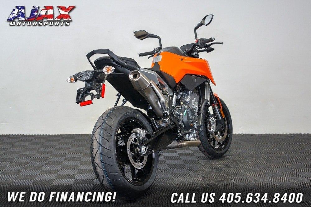 2019 KTM 790 Duke 7