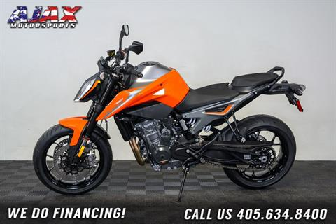 2019 KTM 790 Duke in Oklahoma City, Oklahoma