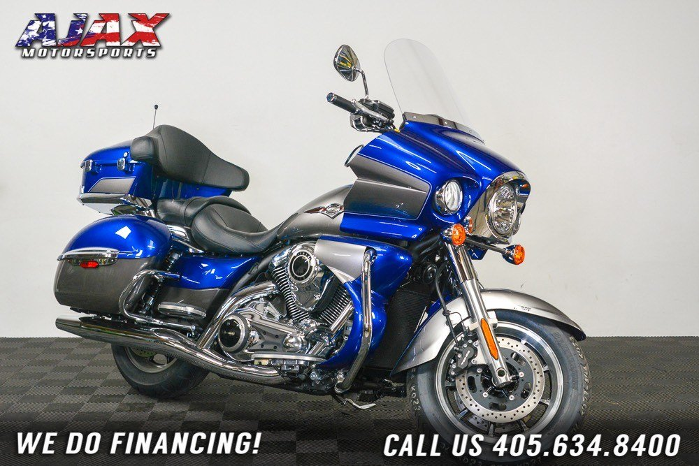 2019 Kawasaki Vulcan 1700 Voyager ABS for sale 2587