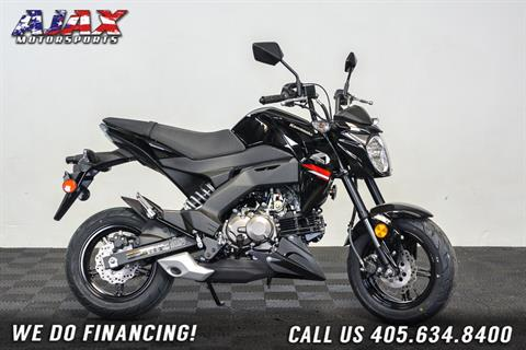 2019 Kawasaki Z125 Pro in Oklahoma City, Oklahoma - Photo 1