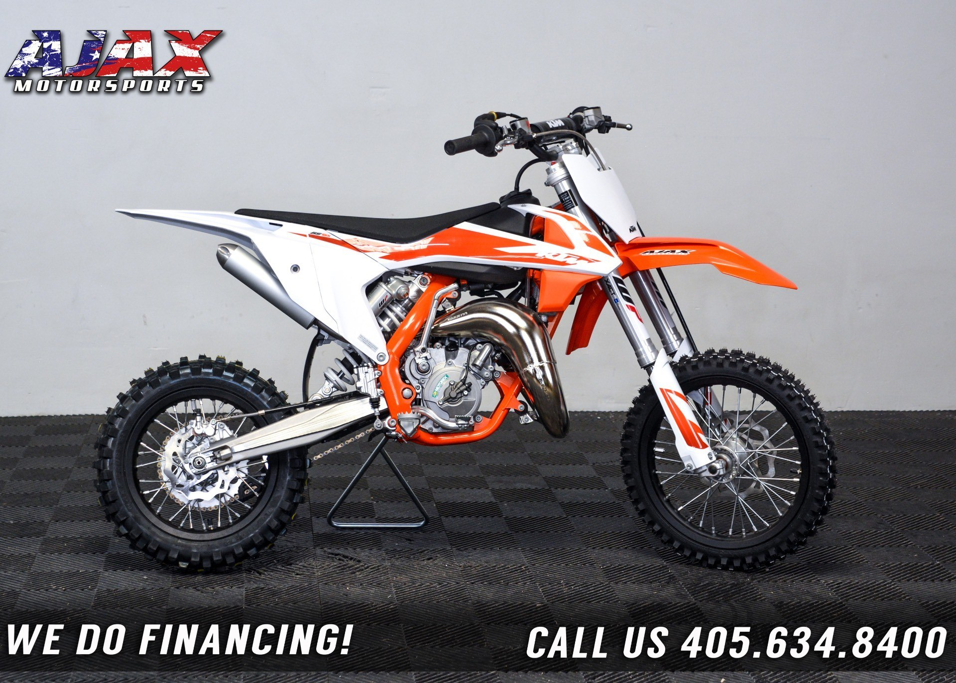 2020 KTM 65 SX in Oklahoma City, Oklahoma - Photo 1