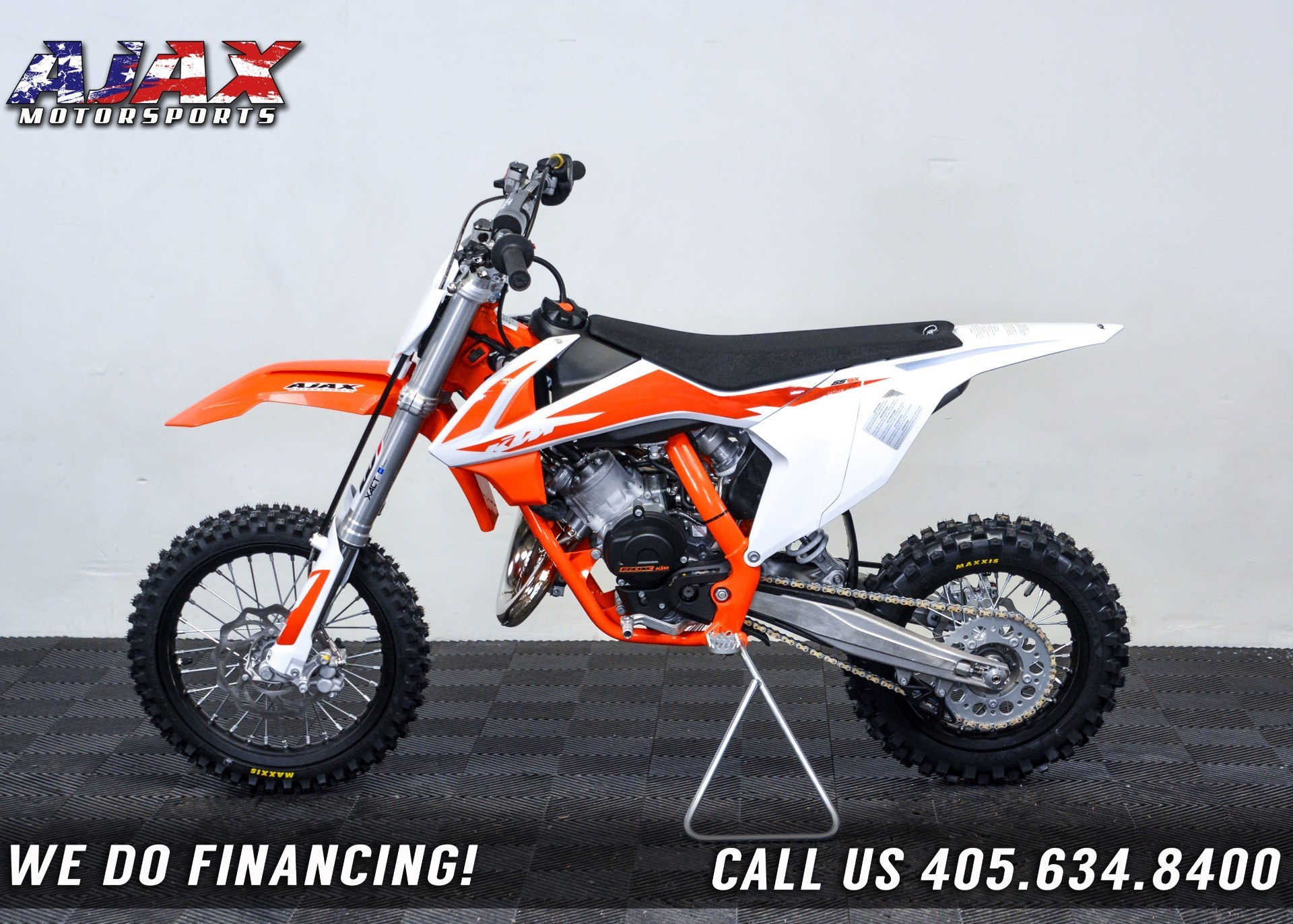 2020 KTM 65 SX in Oklahoma City, Oklahoma - Photo 5