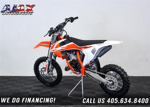 2020 KTM 65 SX in Oklahoma City, Oklahoma - Photo 6