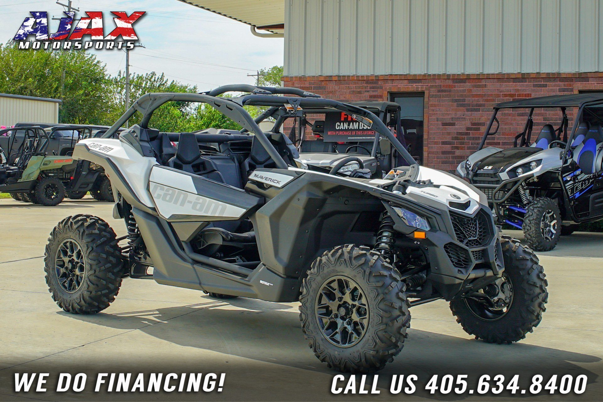 2020 Can-Am Maverick X3 Turbo in Oklahoma City, Oklahoma - Photo 1