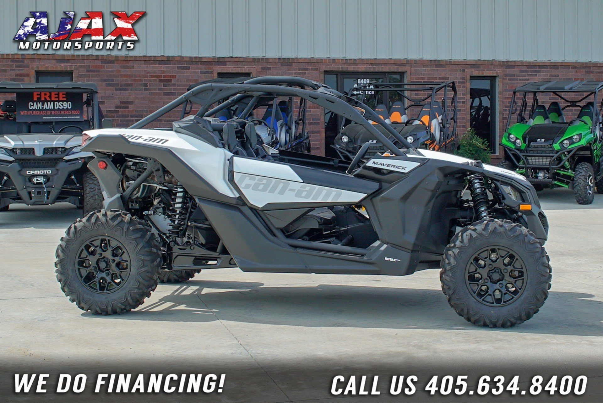 2020 Can-Am Maverick X3 Turbo in Oklahoma City, Oklahoma - Photo 3