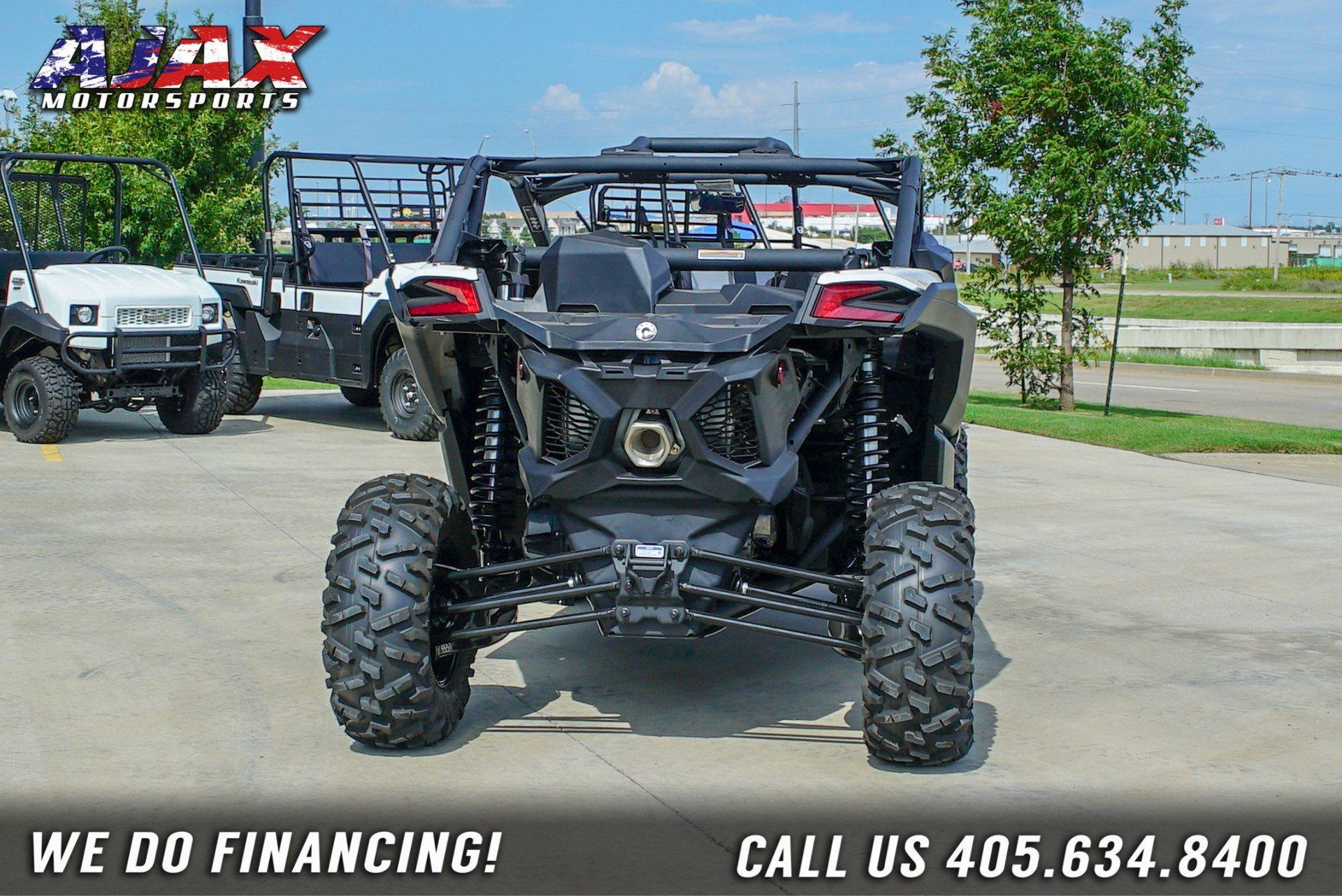 2020 Can-Am Maverick X3 Turbo in Oklahoma City, Oklahoma - Photo 10