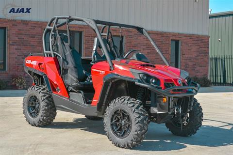 2018 Can-Am Commander XT 1000R in Oklahoma City, Oklahoma
