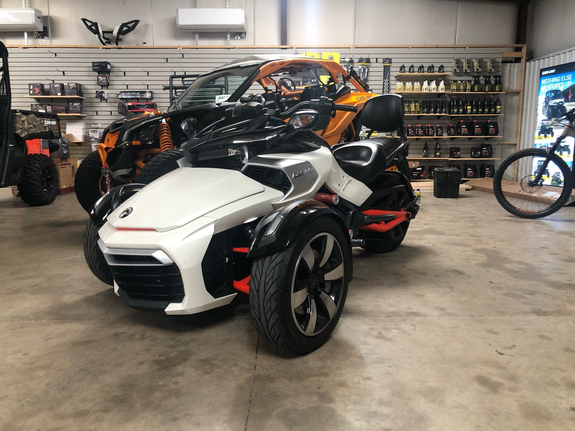 2015 Can-Am Spyder® F3-S SM6 in Oklahoma City, Oklahoma - Photo 1