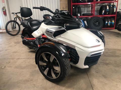 2015 Can-Am Spyder® F3-S SM6 in Oklahoma City, Oklahoma - Photo 2