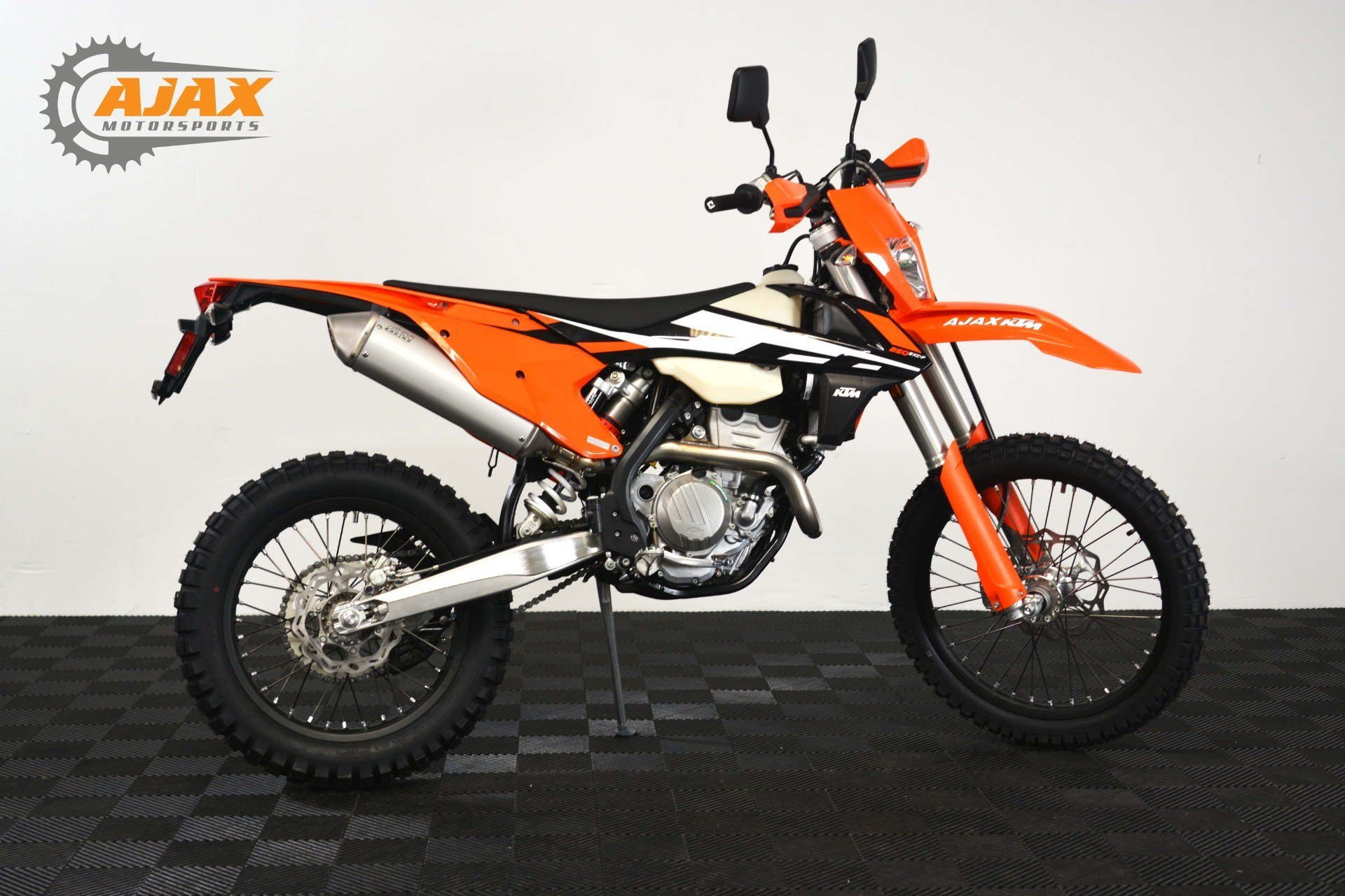 2017 KTM 250 EXC-F in Oklahoma City, Oklahoma