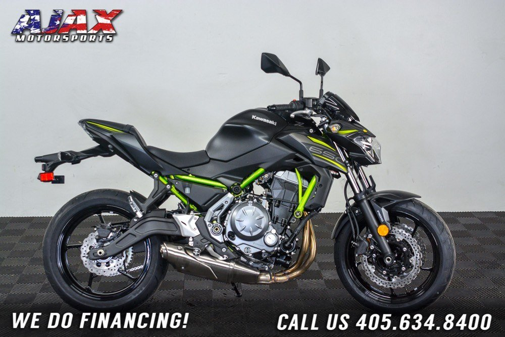 2019 Kawasaki Z650 ABS in Oklahoma City, Oklahoma - Photo 3