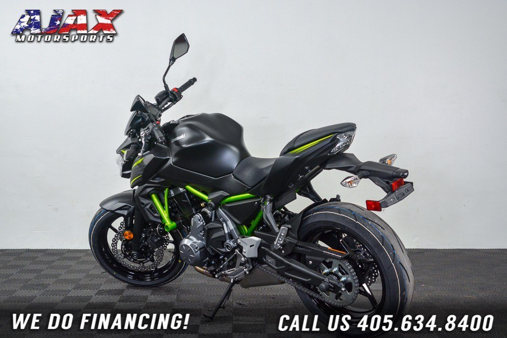 2019 Kawasaki Z650 ABS in Oklahoma City, Oklahoma - Photo 6