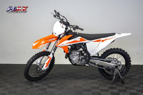 2019 KTM 450 SX-F in Oklahoma City, Oklahoma - Photo 1