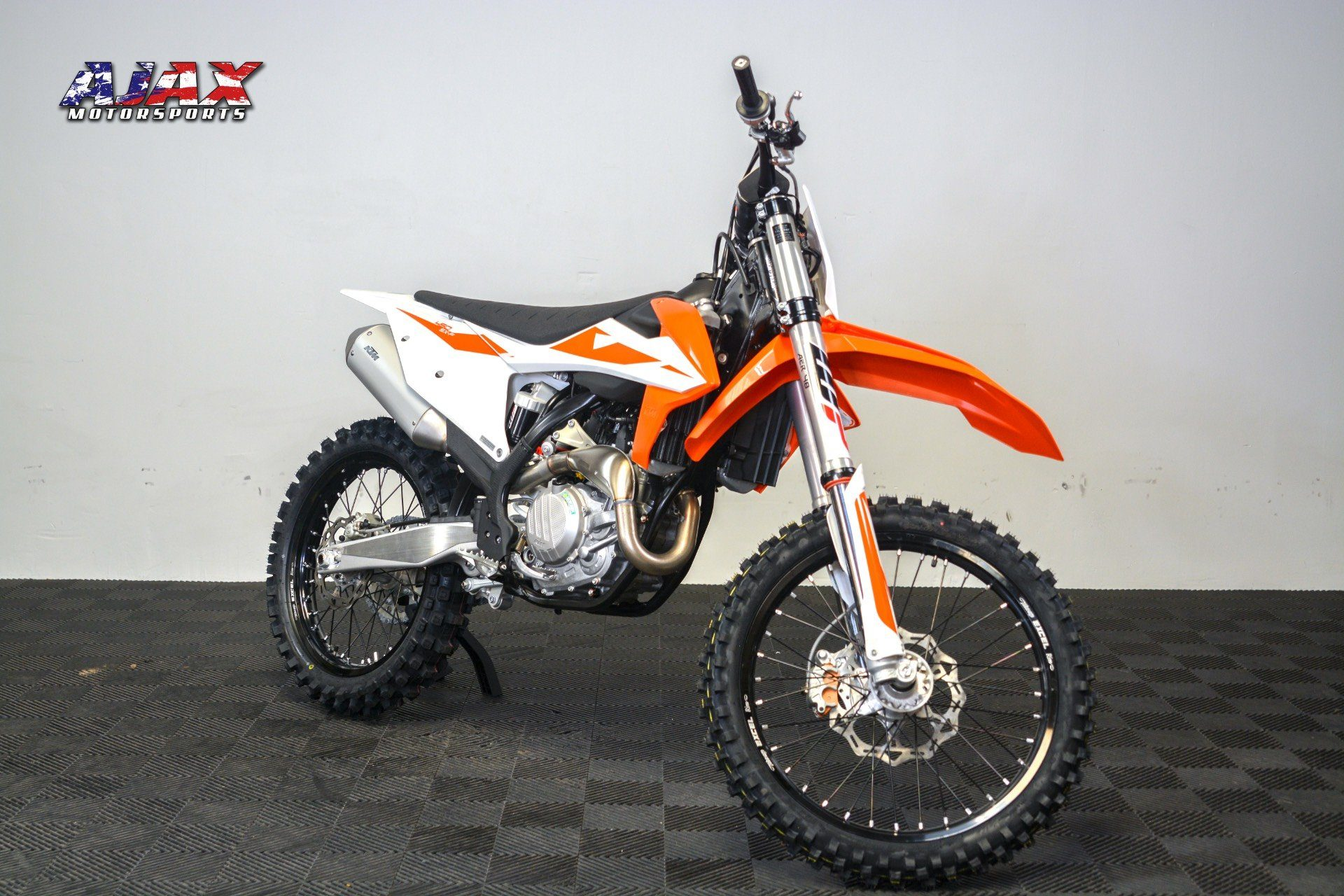 2019 KTM 450 SX-F in Oklahoma City, Oklahoma - Photo 4