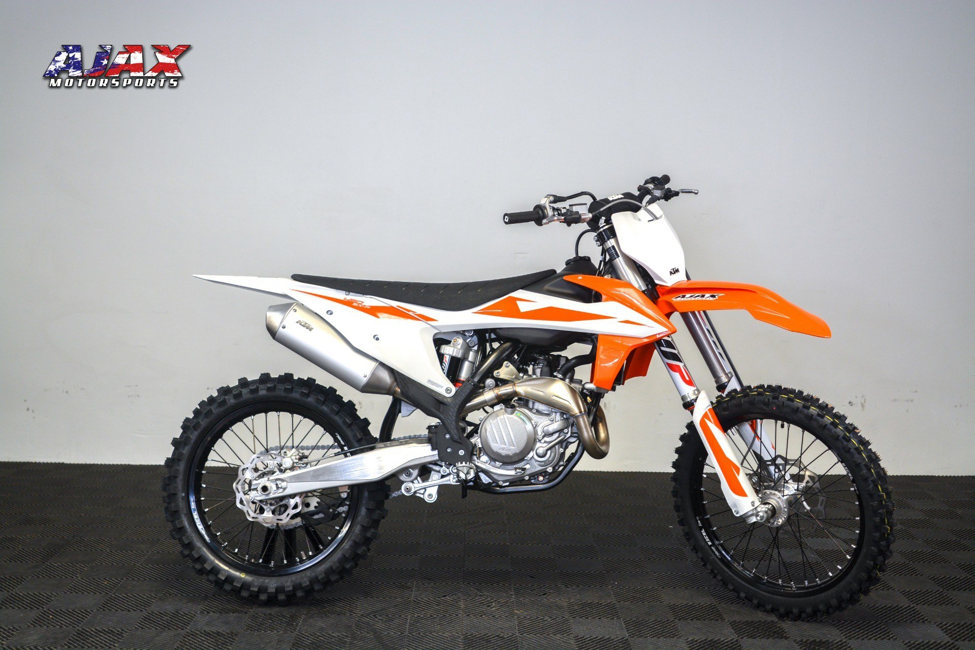 2019 KTM 450 SX-F in Oklahoma City, Oklahoma - Photo 5