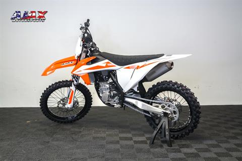 2019 KTM 450 SX-F in Oklahoma City, Oklahoma - Photo 7