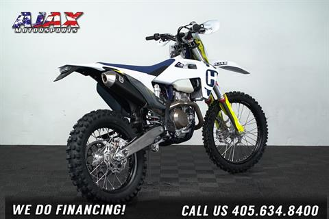 2020 Husqvarna FE 350 in Oklahoma City, Oklahoma - Photo 5