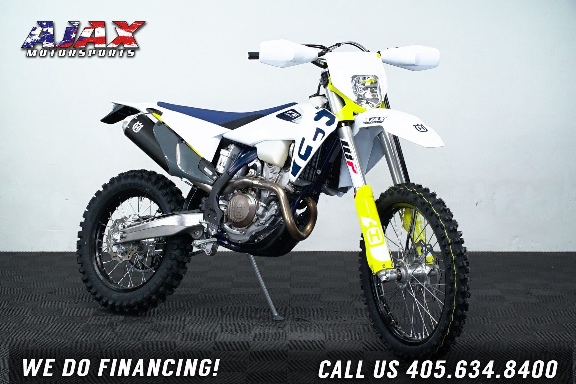 2020 Husqvarna FE 350 in Oklahoma City, Oklahoma - Photo 6