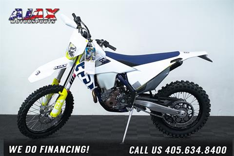 2020 Husqvarna FE 350 in Oklahoma City, Oklahoma - Photo 1