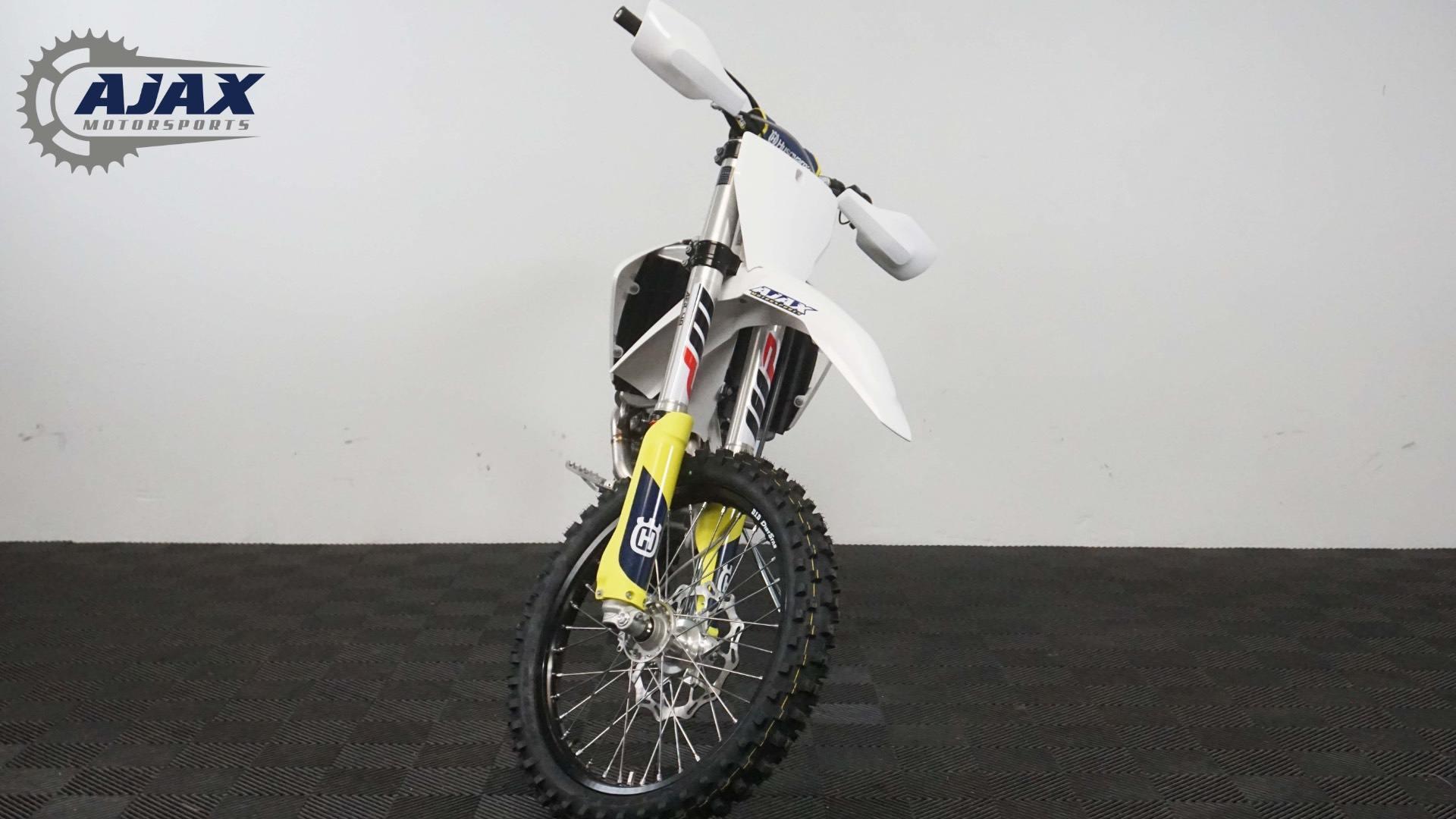 2018 Husqvarna FC 250 5