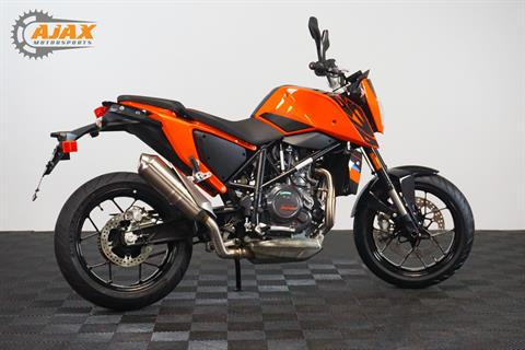 2017 KTM 690 Duke in Oklahoma City, Oklahoma