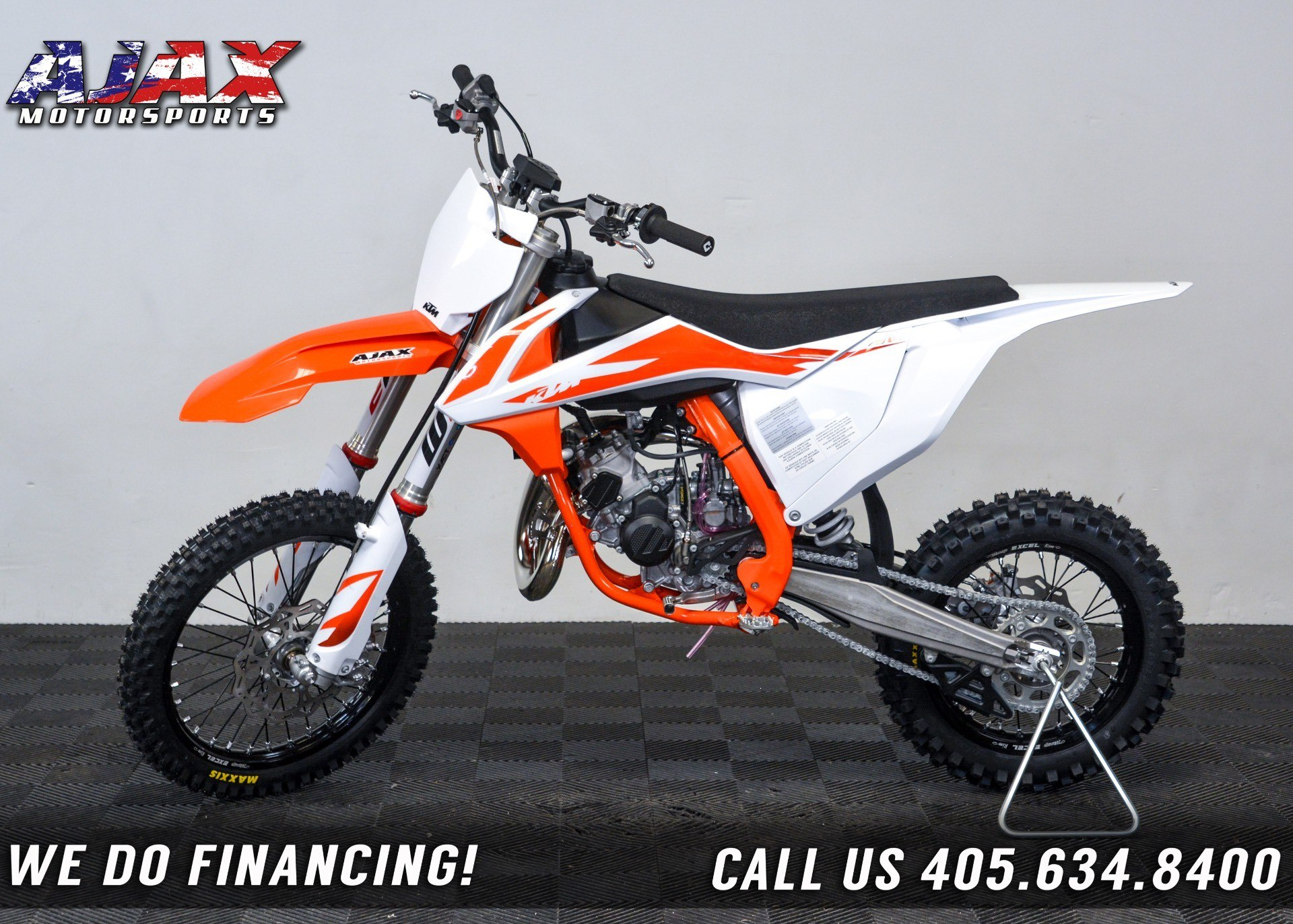 2020 KTM 85 SX 17/14 in Oklahoma City, Oklahoma - Photo 4