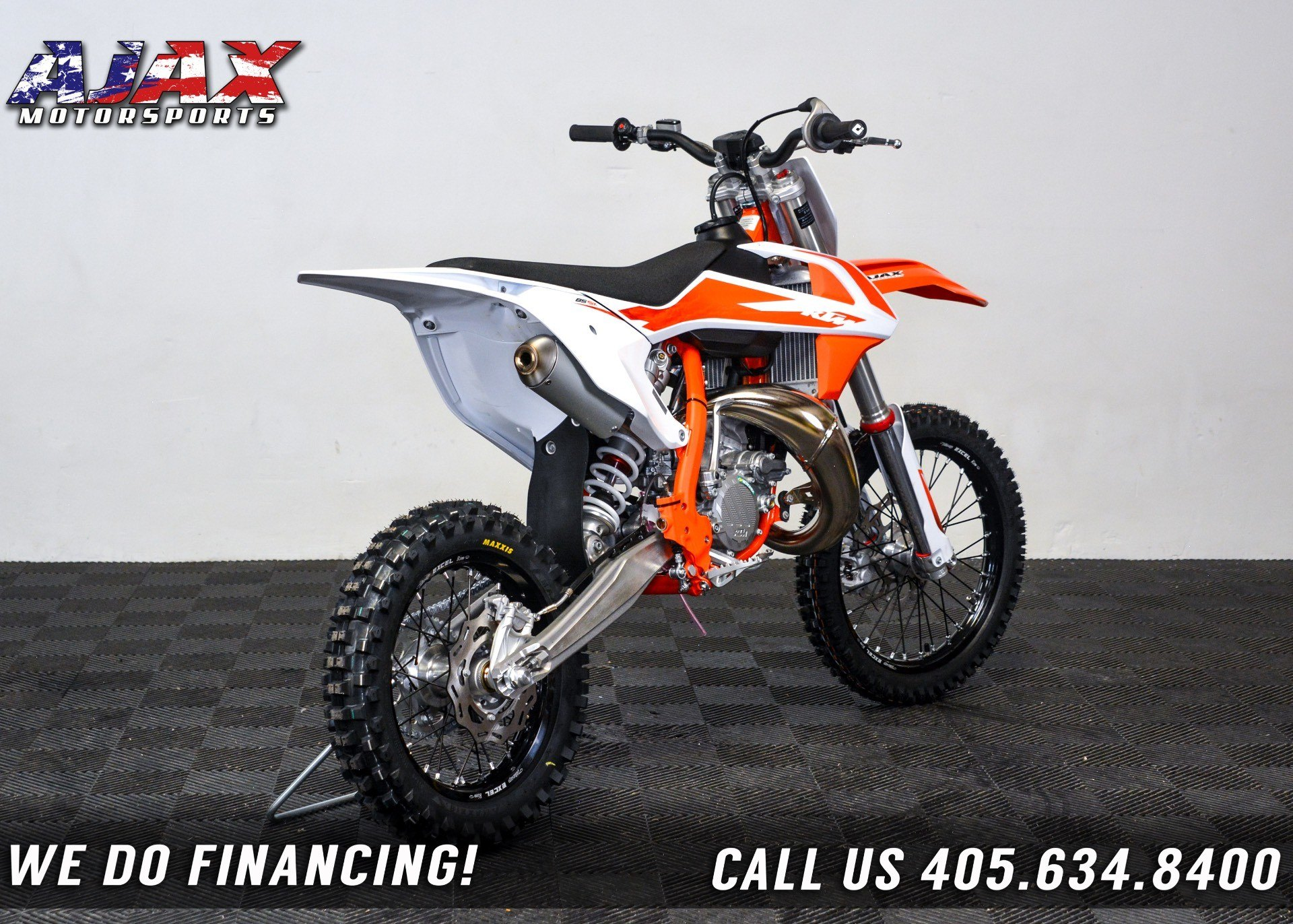 2020 KTM 85 SX 17/14 in Oklahoma City, Oklahoma - Photo 5