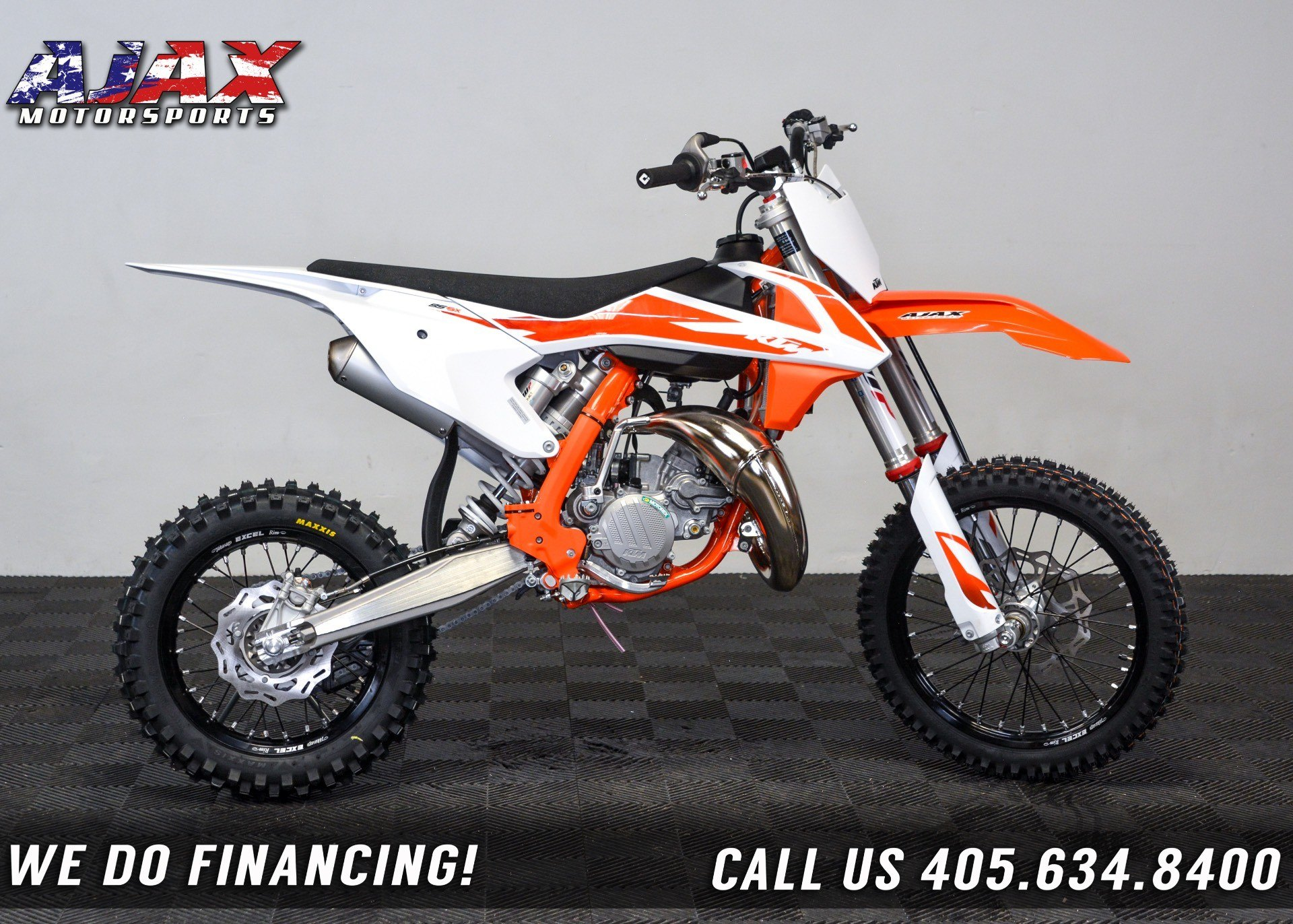 2020 KTM 85 SX 17/14 in Oklahoma City, Oklahoma - Photo 3