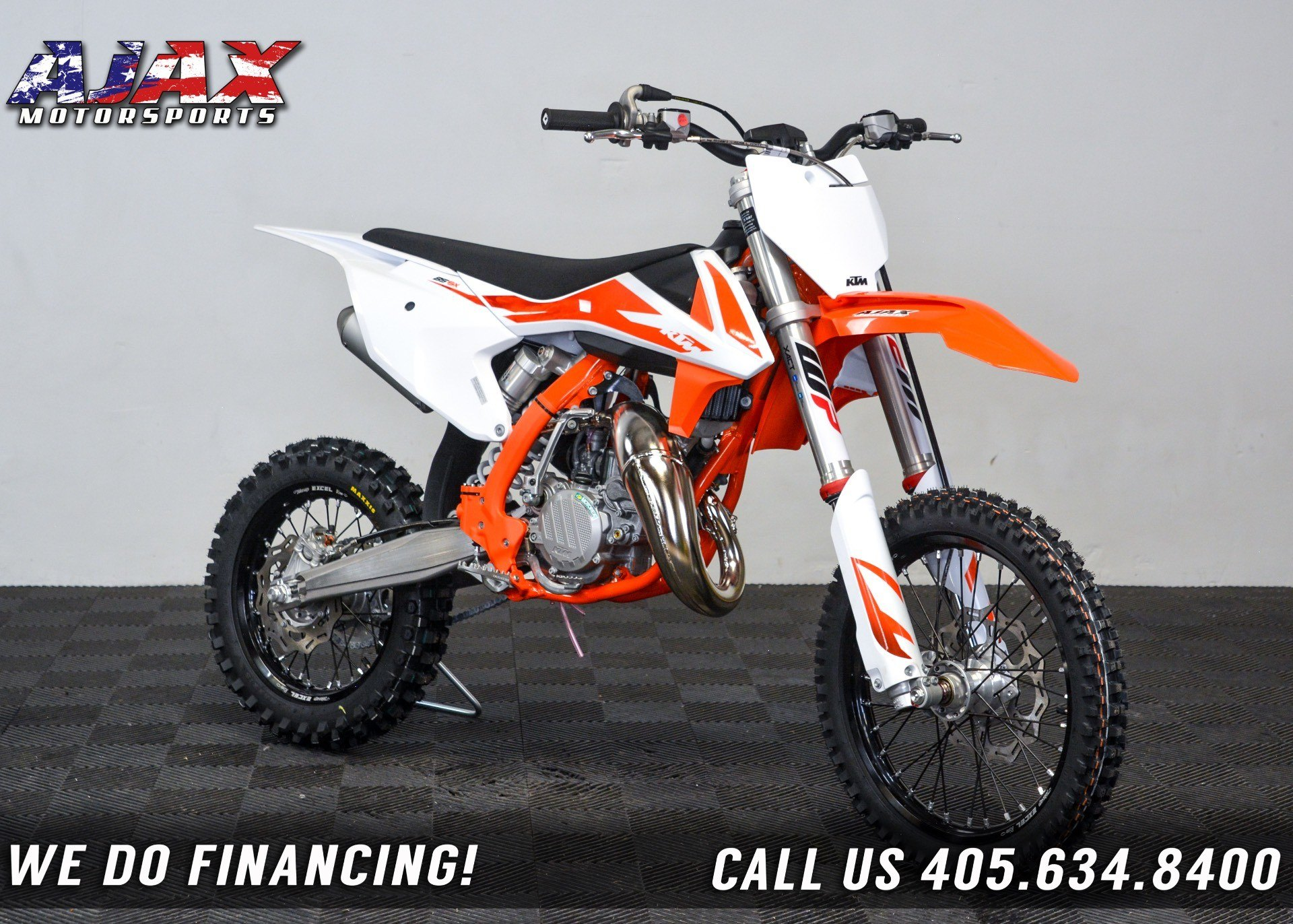 2020 KTM 85 SX 17/14 in Oklahoma City, Oklahoma - Photo 1