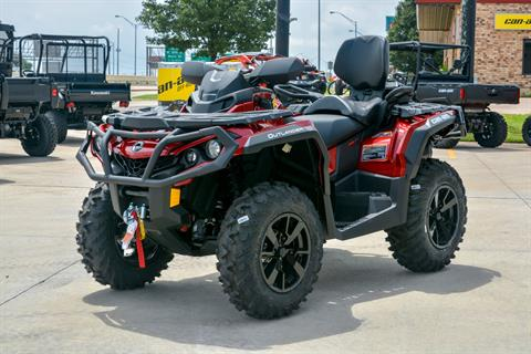 2019 Can-Am Outlander MAX XT 650 in Oklahoma City, Oklahoma