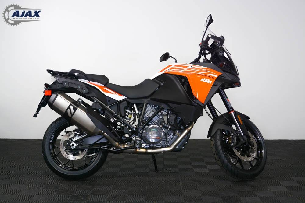 2018 KTM 1290 Super Adventure S in Oklahoma City, Oklahoma