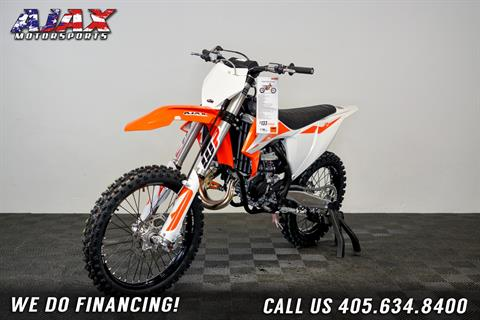 2019 KTM 125 SX in Oklahoma City, Oklahoma