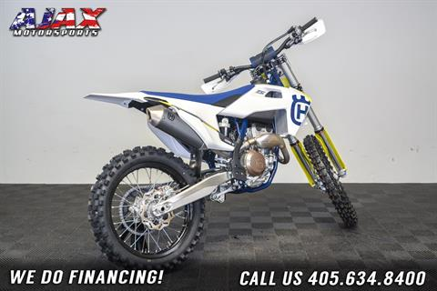 2019 Husqvarna FC 250 in Oklahoma City, Oklahoma - Photo 4