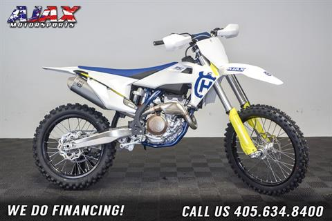 2019 Husqvarna FC 250 in Oklahoma City, Oklahoma - Photo 1