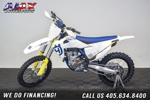 2019 Husqvarna FC 250 in Oklahoma City, Oklahoma - Photo 3