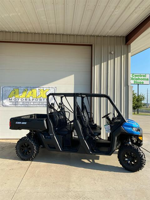 2021 Can-Am Defender MAX DPS HD10 in Oklahoma City, Oklahoma - Photo 1