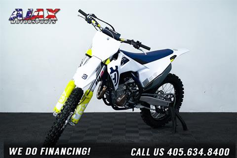 2020 Husqvarna FC 450 in Oklahoma City, Oklahoma - Photo 3