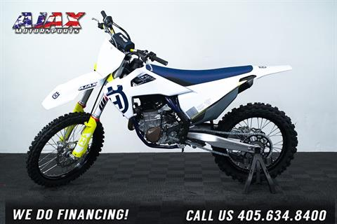 2020 Husqvarna FC 450 in Oklahoma City, Oklahoma - Photo 1