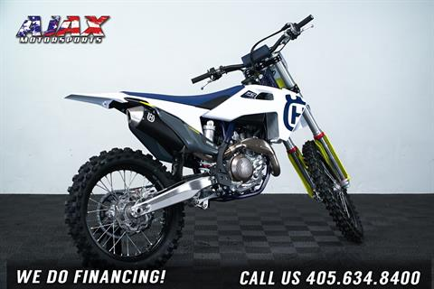2020 Husqvarna FC 450 in Oklahoma City, Oklahoma - Photo 5