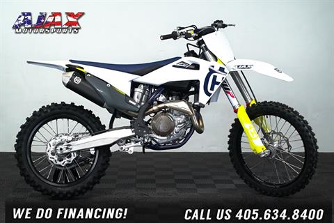 2020 Husqvarna FC 450 in Oklahoma City, Oklahoma - Photo 6