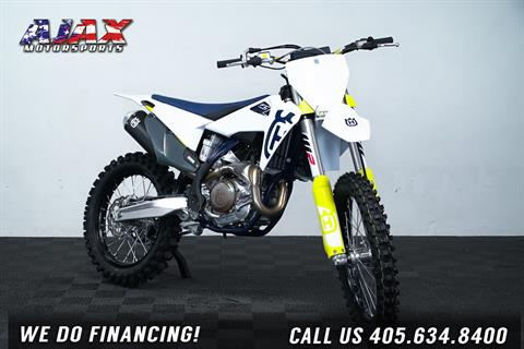 2020 Husqvarna FC 450 in Oklahoma City, Oklahoma - Photo 7
