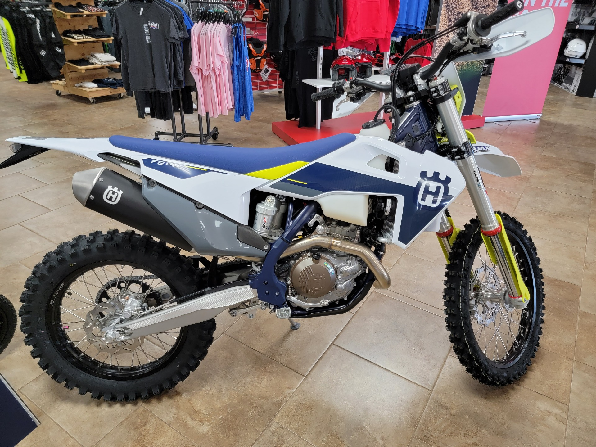 2021 Husqvarna FE 501 in Oklahoma City, Oklahoma - Photo 1