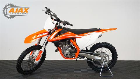 2018 KTM 350 SX-F in Oklahoma City, Oklahoma