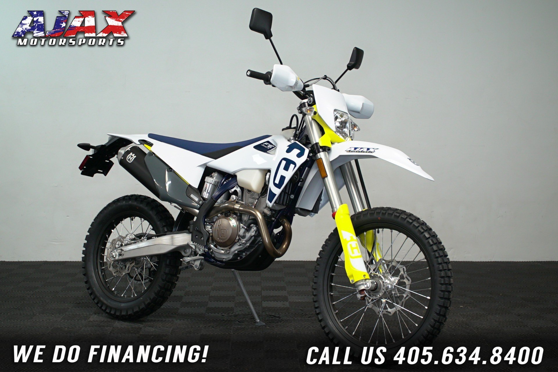 2020 Husqvarna FE 350s in Oklahoma City, Oklahoma - Photo 3