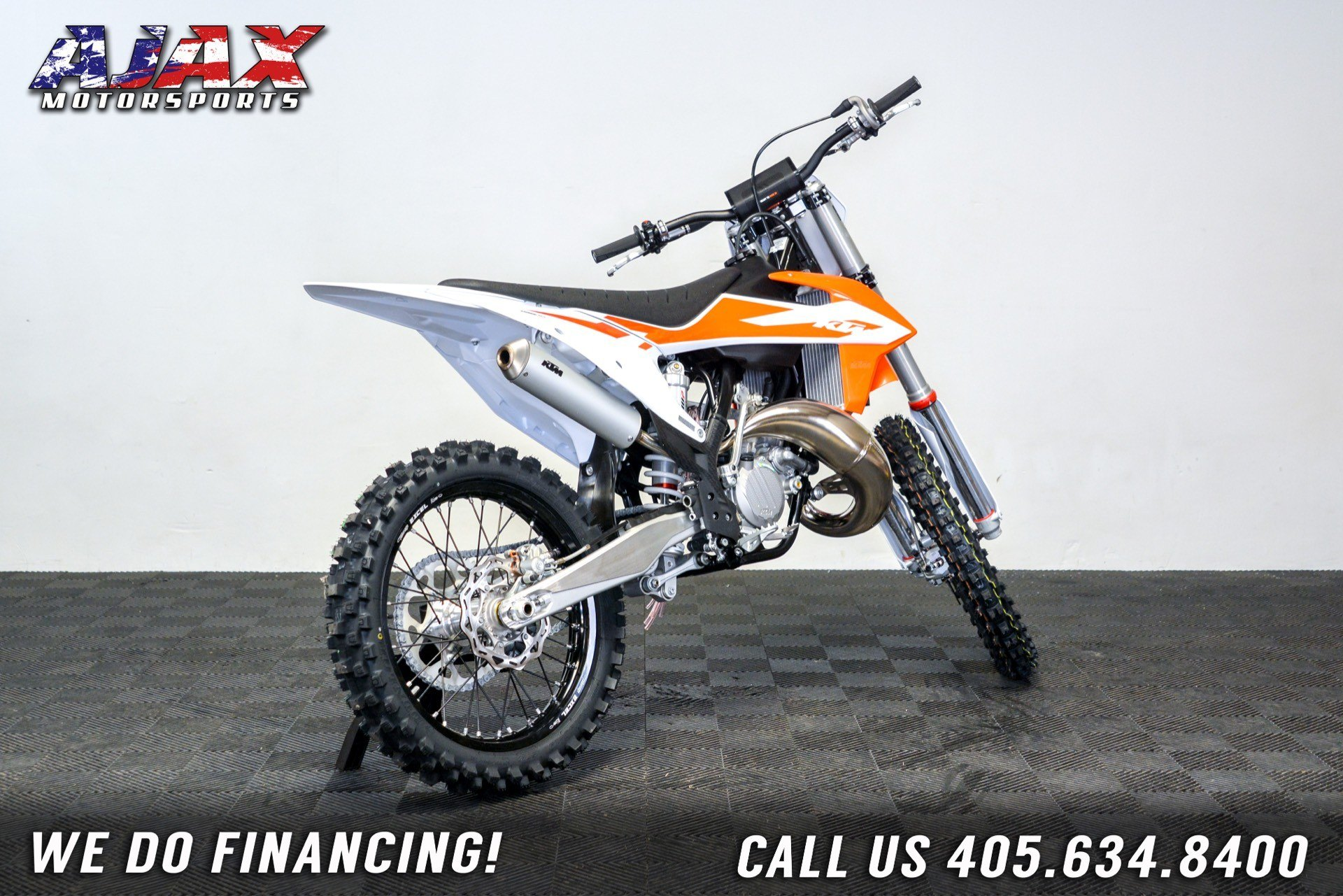 2020 KTM 125 SX in Oklahoma City, Oklahoma - Photo 4