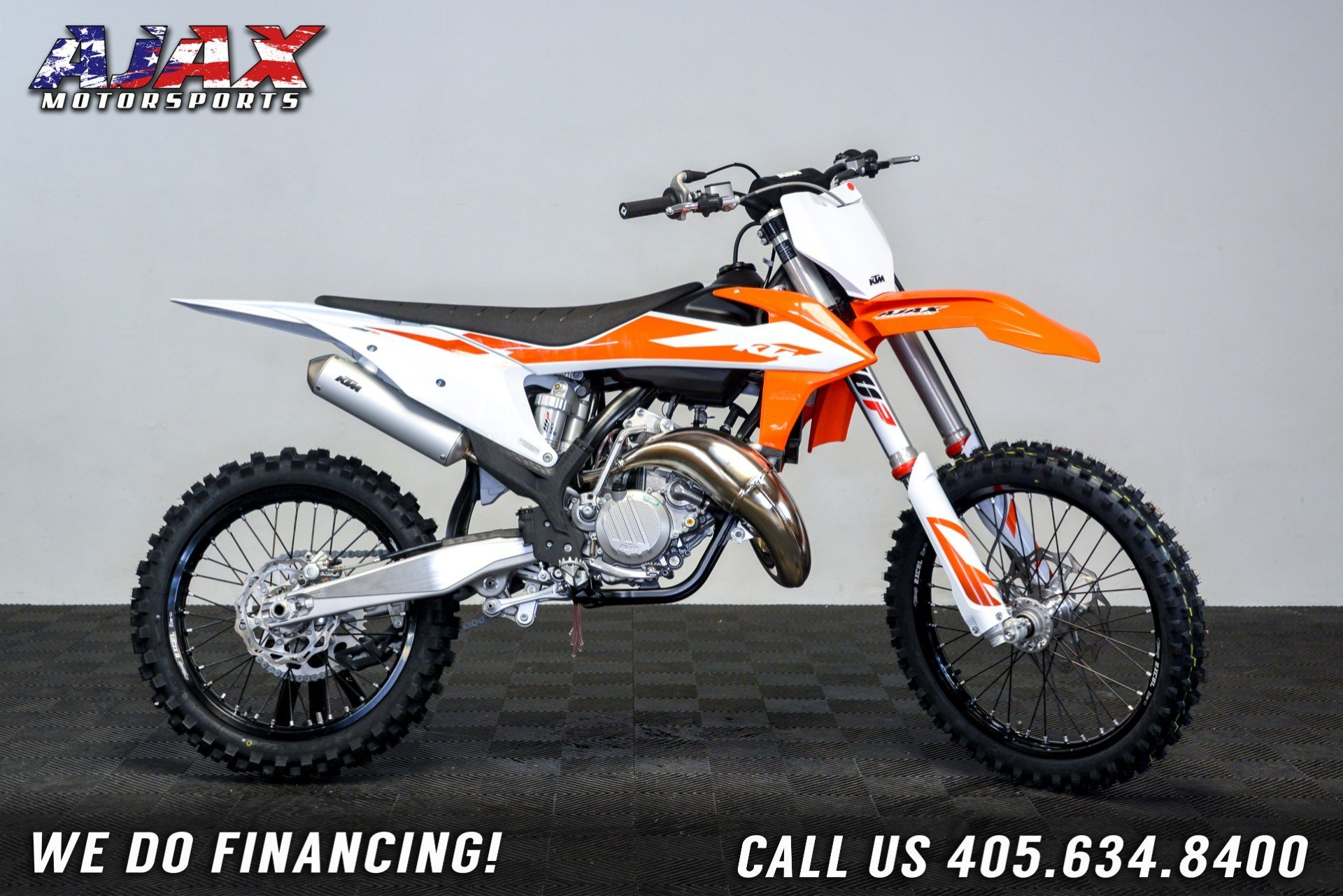 2020 KTM 125 SX in Oklahoma City, Oklahoma - Photo 3